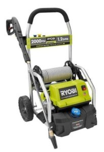 Ryobi RY141900 Electric Power Washer