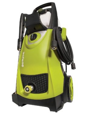 best electric pressure washer for the money Sunjoe Spx3000