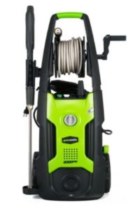 Green Works Electric Pressure Washer