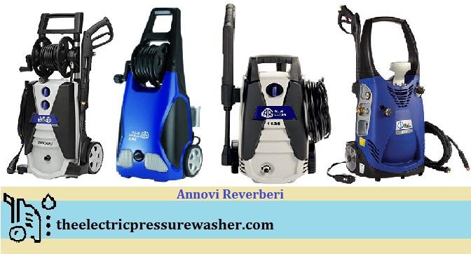 Annovi Reverberi electric pressure washer