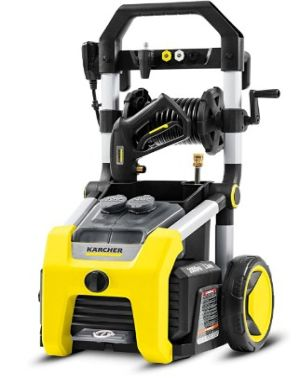 best electric pressure washer for the money Karcher K2000