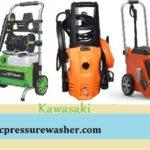 Kawasaki pressure washers