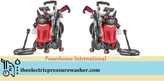 Powerhouse International Electric Pressure Washer