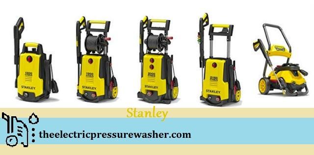 Stanley Pressure Washer