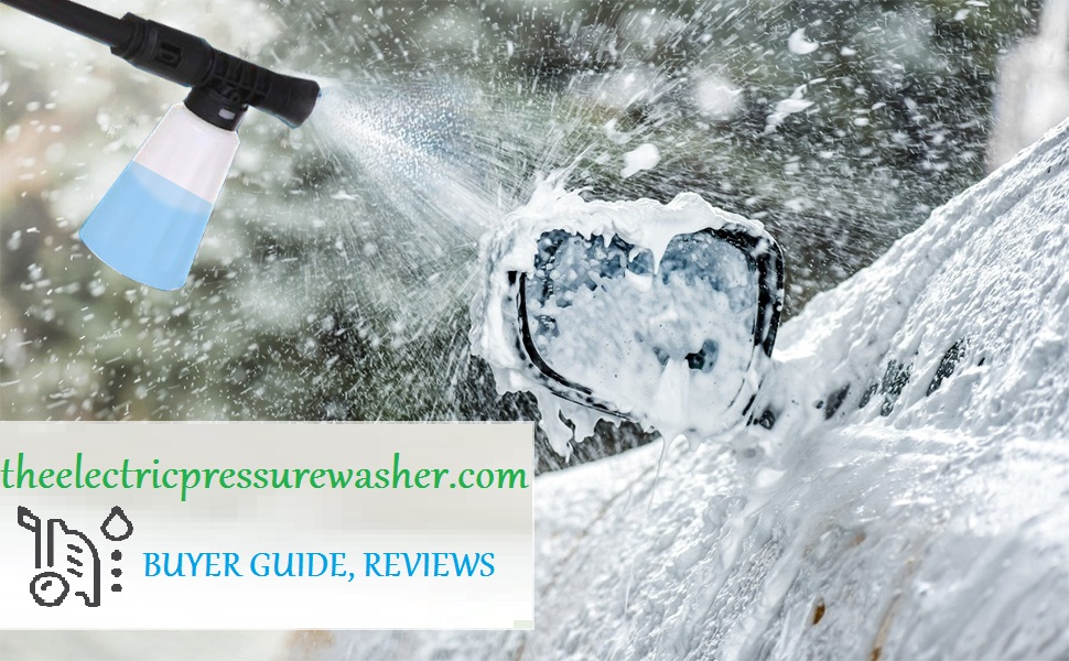 Best electric pressure washer for the money